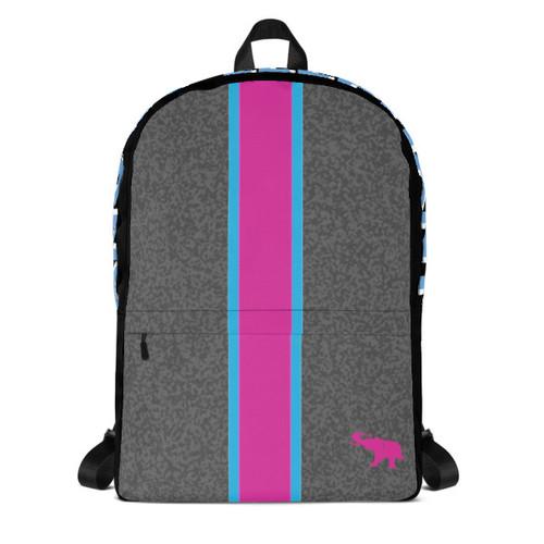 RACER BLU/PINK Backpack