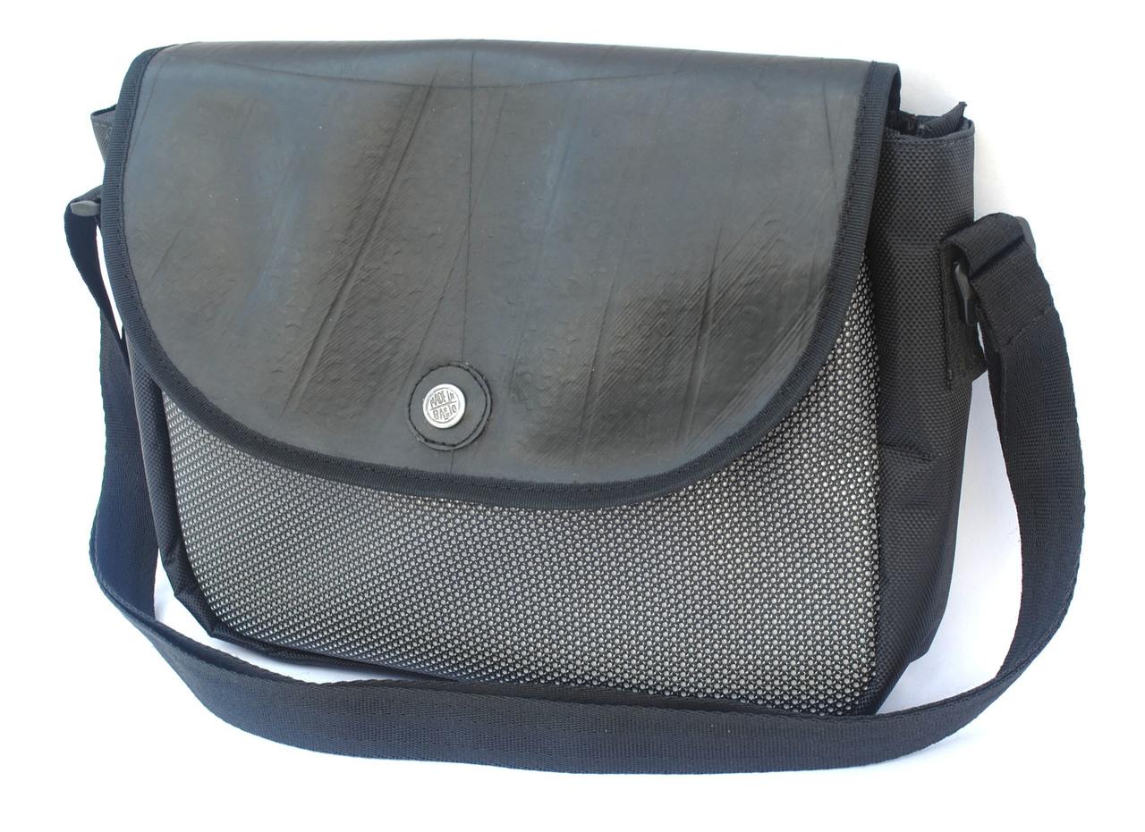 Optimus Crossbody Bag - Gray