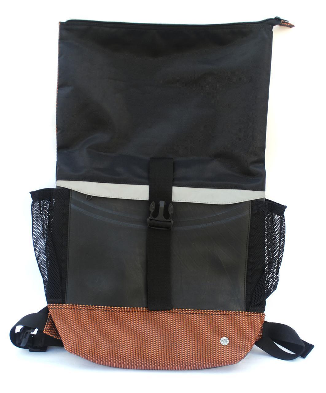 Optimus Bike Backpack - Gray