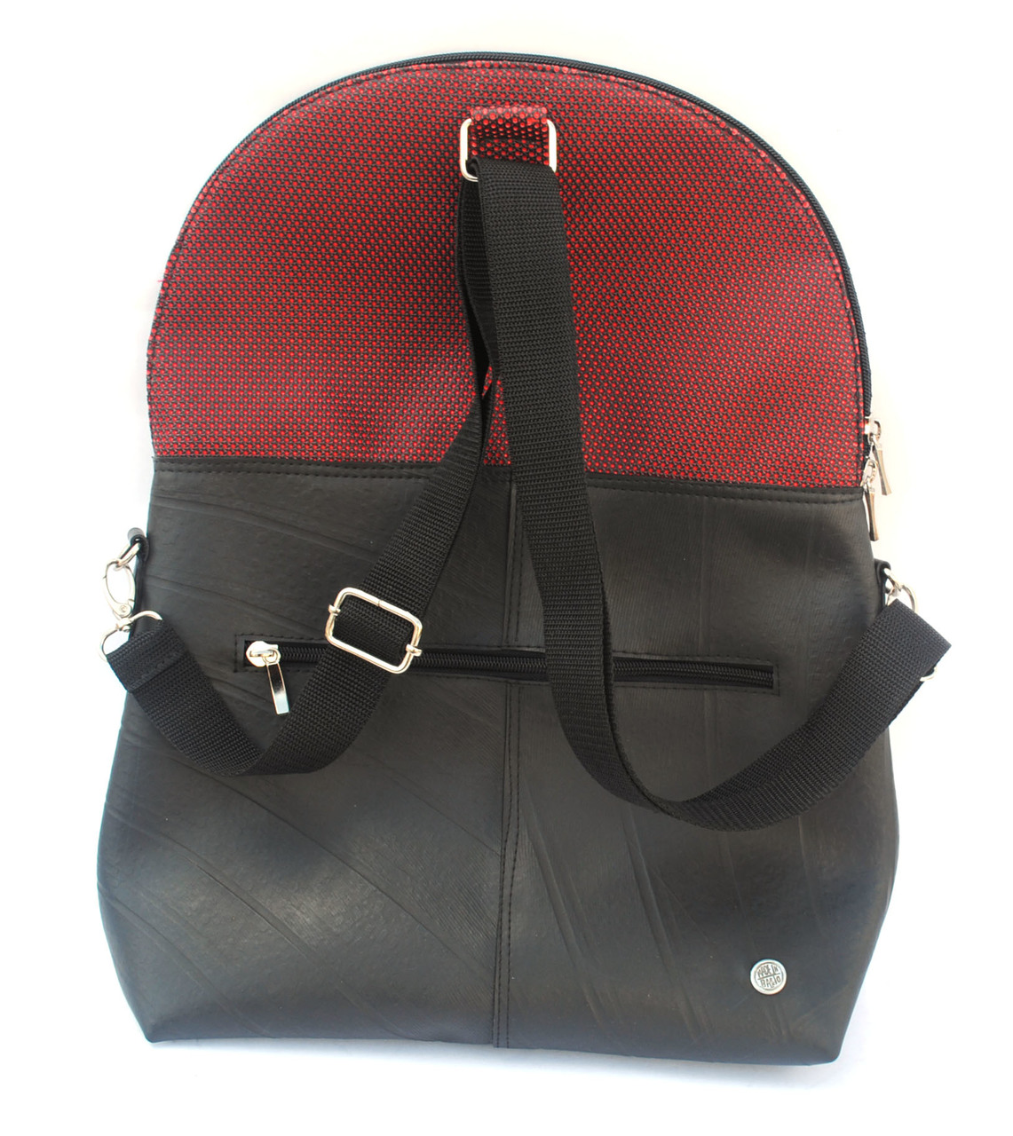 Women Optimus Crossbody Bag - Red