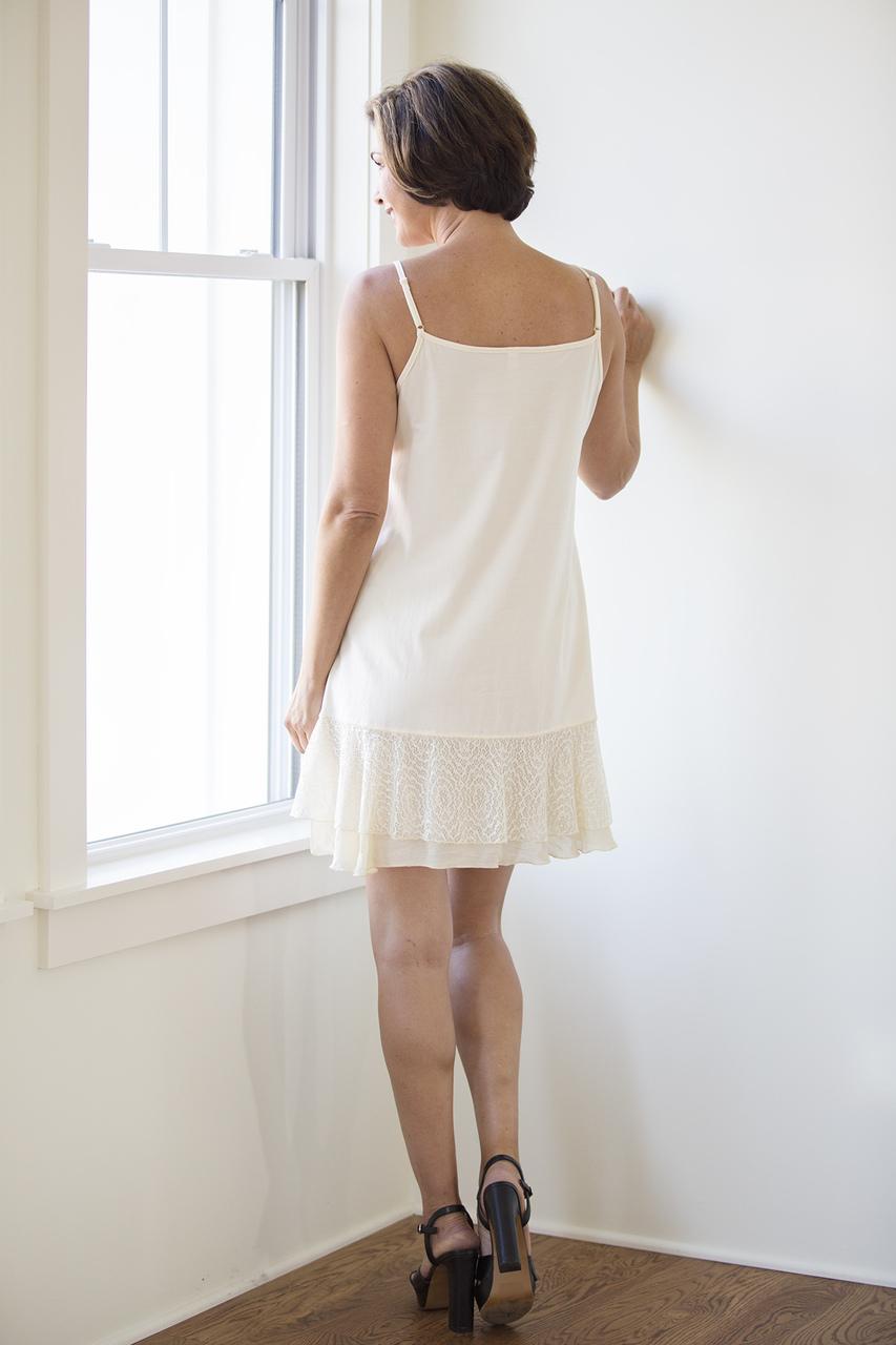 Sofia Extender - Winter White