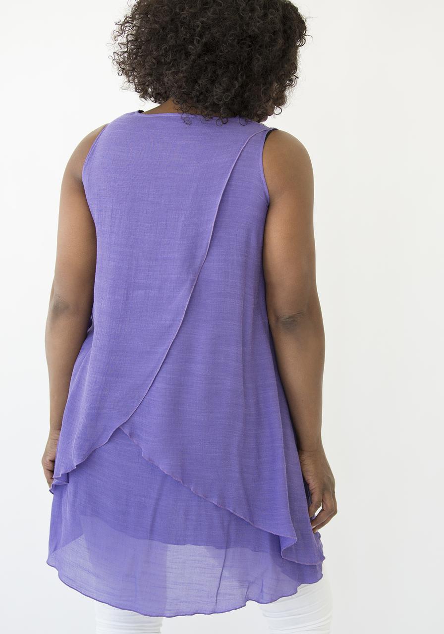 Helen Dress - Violet