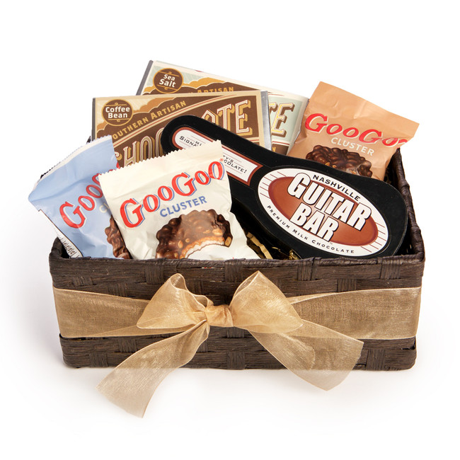 Nashville Chocolate Gift Basket (Small)