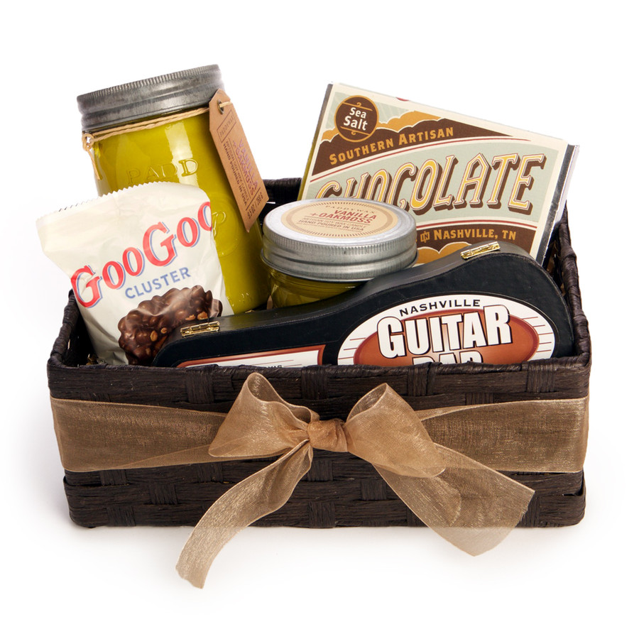 Local Nashville Gift Basket (Large)