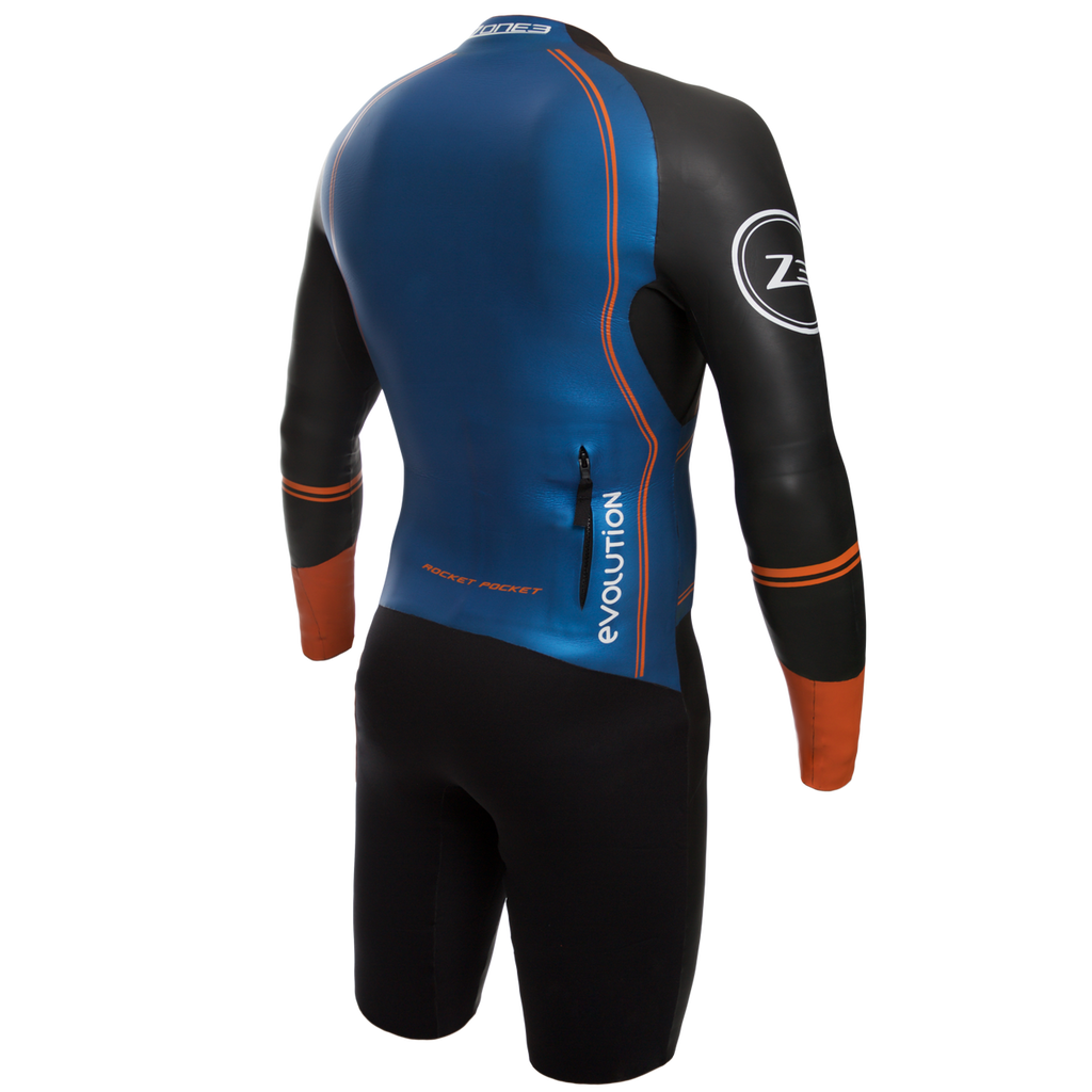 Men's - Zone3 - Evolution SwimRun Wetsuit 2018 - Full Season
