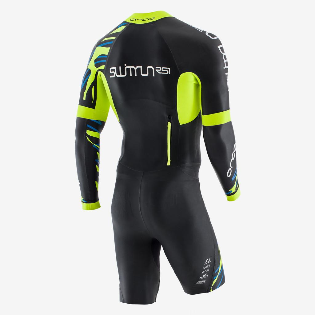 Men's - Orca -RS1 SwimRun Wetsuit 2018 - Full Season