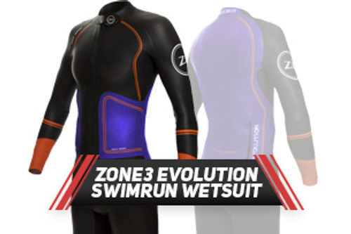 Women's - Zone3 - Evolution SwimRun Wetsuit 2018 - Full Season