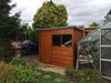 Customer image 8' x 6' Suffolk Shed