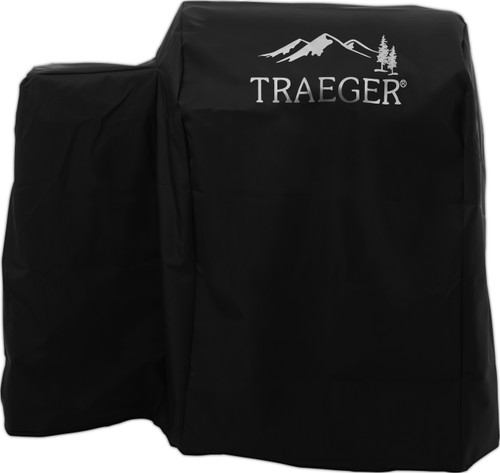 BAC374 TRAEGER FULL-LENGTH GRILL COVER - 20 SERIES & BRONSON