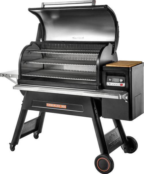 TRAEGER TIMBERLINE 1300 WOOD PELLET FIRED GRILL WITH WIFIRE