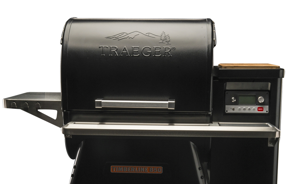 The Traeger Timberline Grill is Back