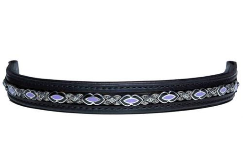 Browband Madison Lavender Design