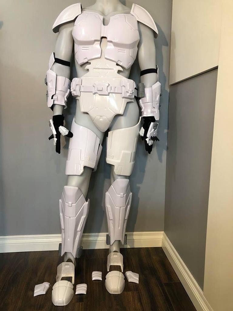 Acolyte Armor Kit