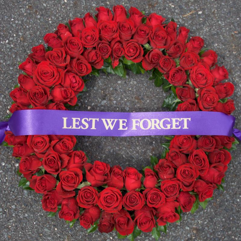 Anzac Day Wreath