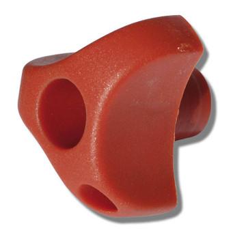 Fiamma Carry-Bike Red Hand-Wheel Rail Premium Adjuster Knob (98656-277)