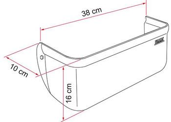 Fiamma Pocket XL - White (03284-01-)