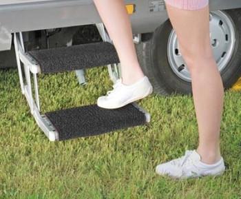 Fiamma Clean Step - Black (04593-01A)