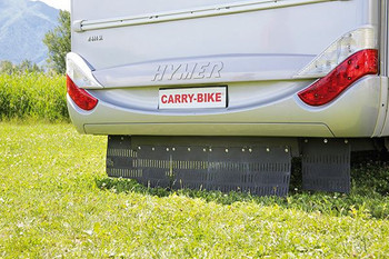 Fiamma Pair of Rear Mud Flaps (06607-01-)