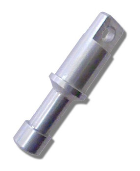 9.5mm Alloy Pole End