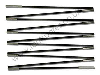 Eurohike Avon Deluxe Grey Coded Fibreglass Porch Pole
