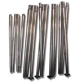 Force 10 MK3 Complete Set of Poles