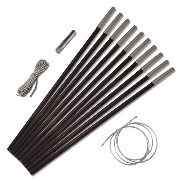 Universal 8.5mm Replacement Fibreglass 10 Pole Pack