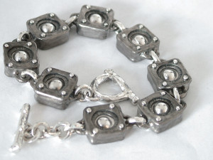 Square Bits: Bracelet