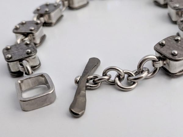 Eccentric Element Bracelet