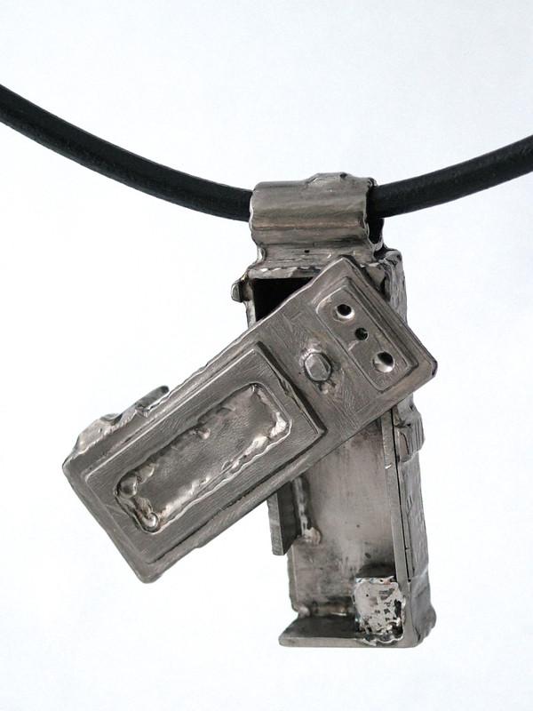 Industrial Artifact Locket 4