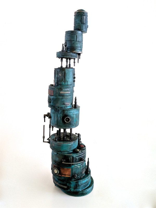 Outpost One: Babel Tower