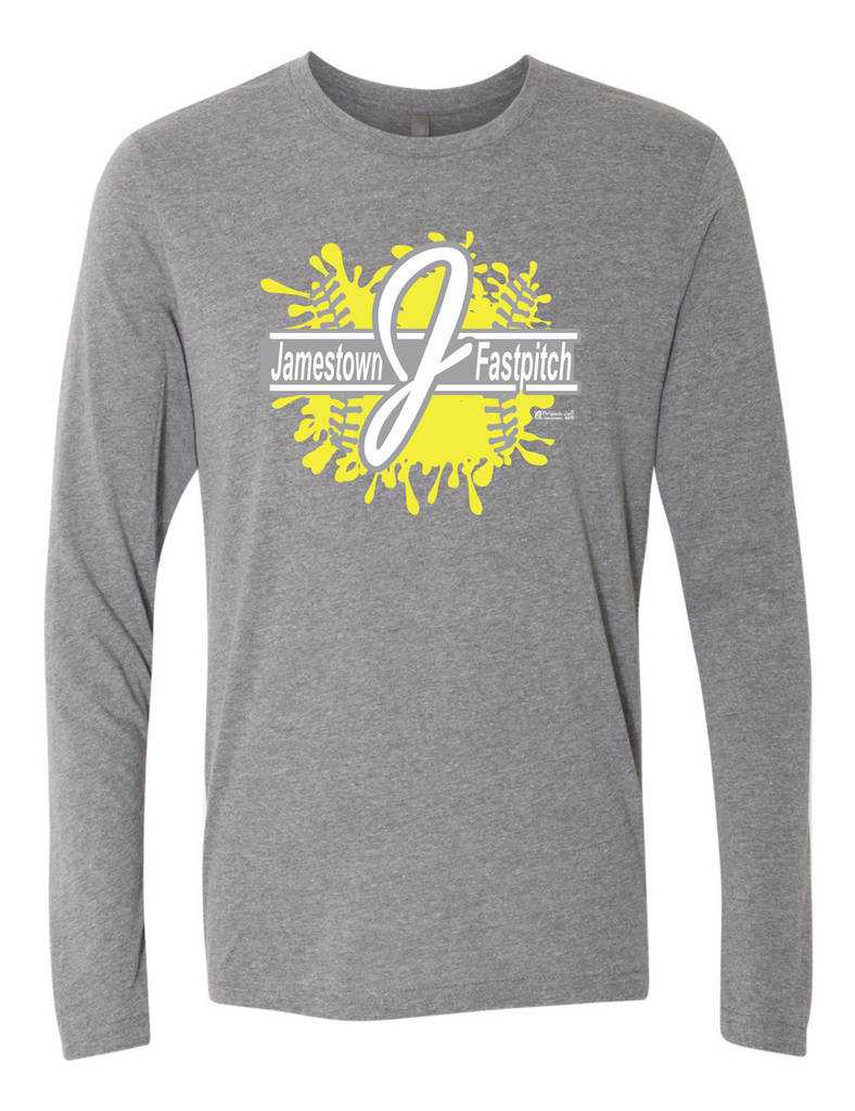 Jamestown Fastpitch 6071 Long Sleeve Tee