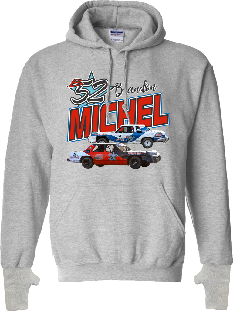 Michel Racing Soft Handcuff Hoodie