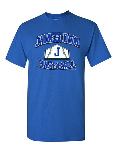 Jamestown Baseball 5000 Short Sleeve Tee