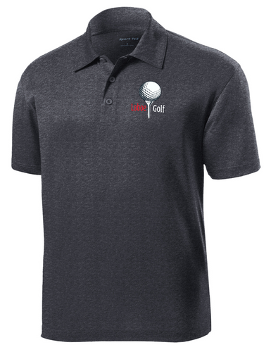 LaMoure Golf Sport-Tek® Heather Contender™ Polo