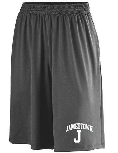 Jamestown Baseball 949 Poly Spandex Shorts with Pockets