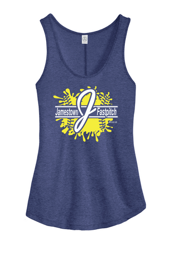 Jamestown Fastpitch AA5054 Alternative Backstage Vintage Tank