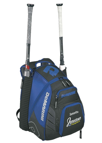 Jamestown Fastpitch DeMarini Voodoo Rebirth Bat Pack