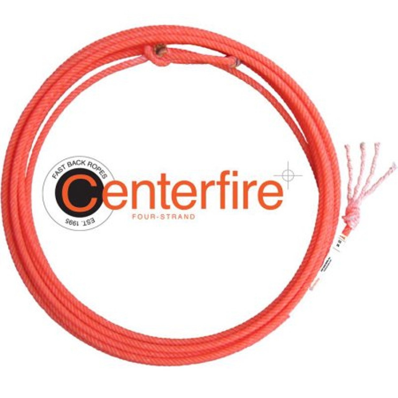 Fast Back Centerfire - Heel Rope 35'
