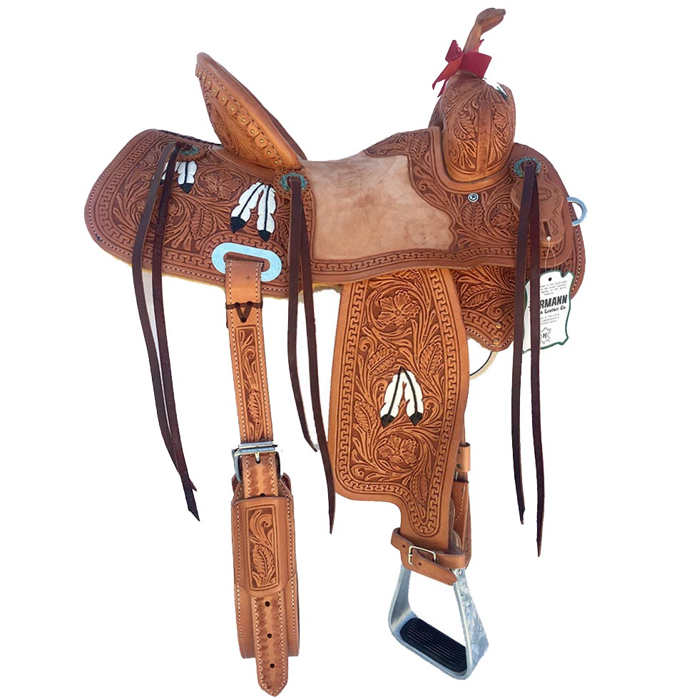 Saddles by Fort Worth Saddle Company Now Online