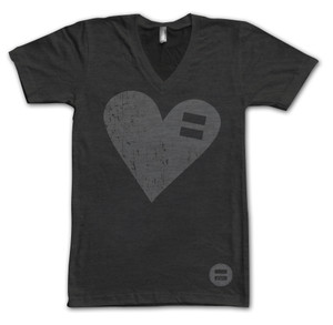 Heart Equality T-shirt