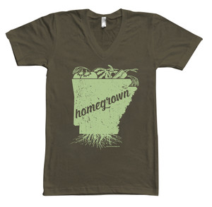 Arkansas Homegrown T-shirt
