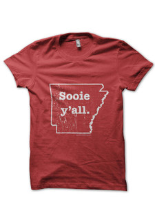 Sooie y'all. T-Shirt