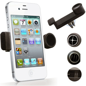 LUPO Universal Car Air Vent Mobile Phone Holder Mount