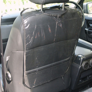 LUPO 2 x Universal Car Seat Back Protectors Covers