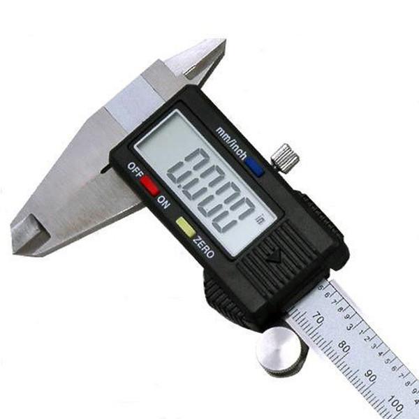 LUPO 150mm LCD Digital Vernier Gauge Caliper Micrometer