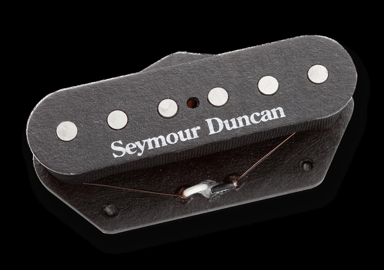 Seymour Duncan STL-2 Hot Tele Bridge Pickup *Black* - K&S Music, Inc