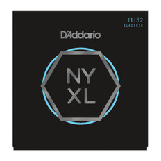 D'addario NYXL1152 Nickel Wound Strings