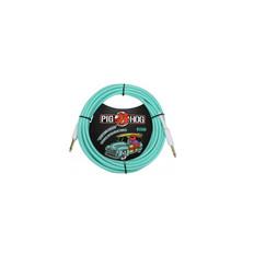 "Pig Hog ""Seafoam Green"" Instrument Cable, 20ft"