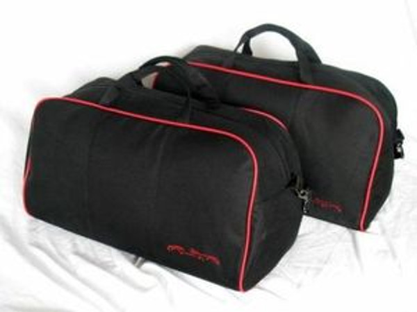Pontiac Solstice Luggage Bags 4-Piece Complete Set