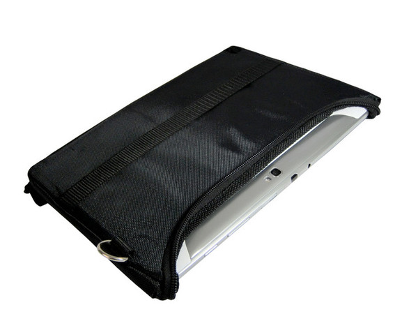 Padded Ballistic Nylon Hybrid Activity Case w/ Strap for Samsung Galaxy Note 10.1